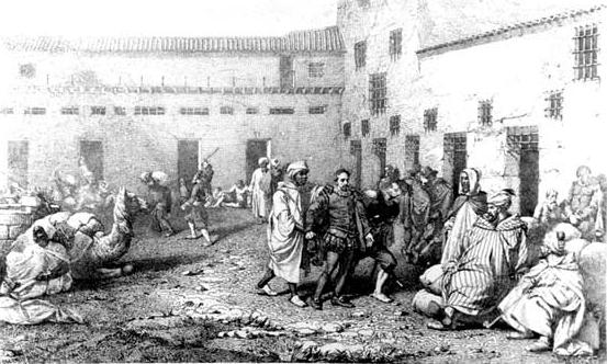 Cervantes en Argel
