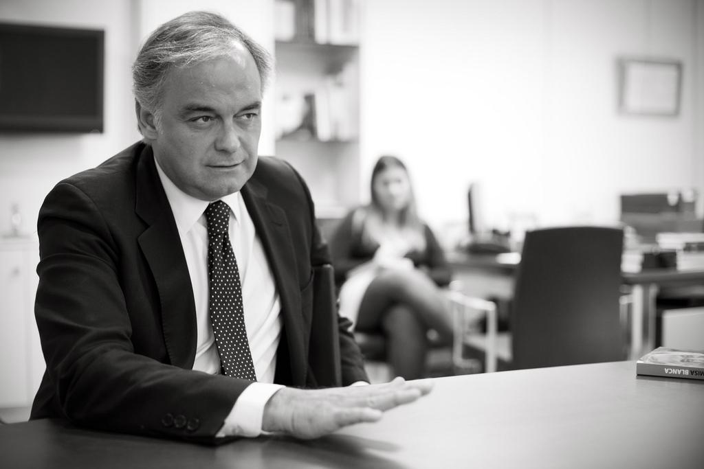 "Esteban González Pons: ""La burbuja inmobiliaria fue buena"""
