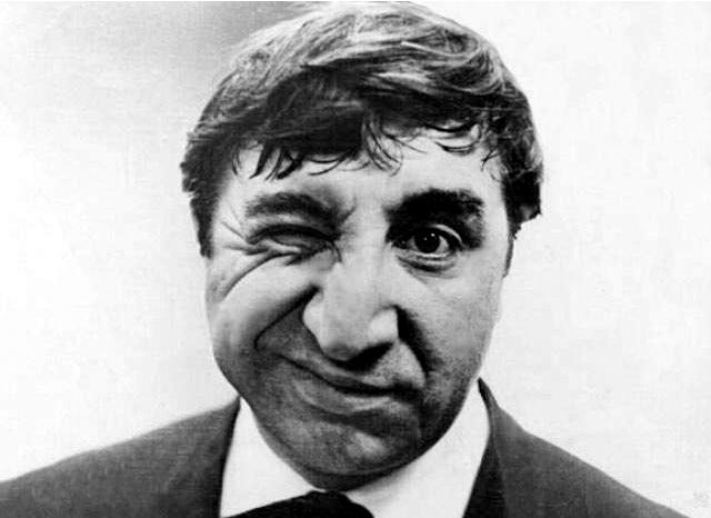 Frunzik Mkrtchyan, el cómico de ojos tristes