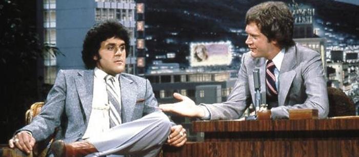 Letterman Leno