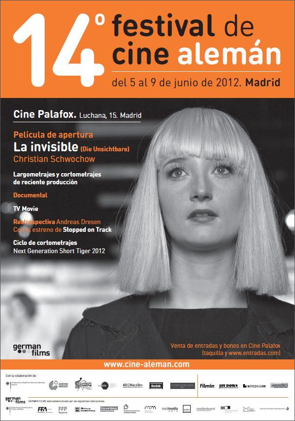 Festival de cine alemán en Madrid