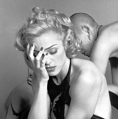 A Madonna no se le secaba la ambición