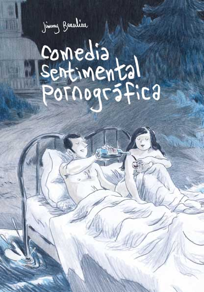 Comedia sentimental pornográfica