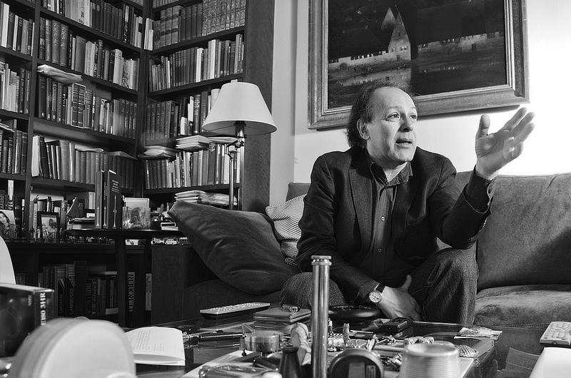 """Javier Marías: """"Estamos viviendo una especie de enorgullecimiento de la ignorancia, de la bruticie"""""""