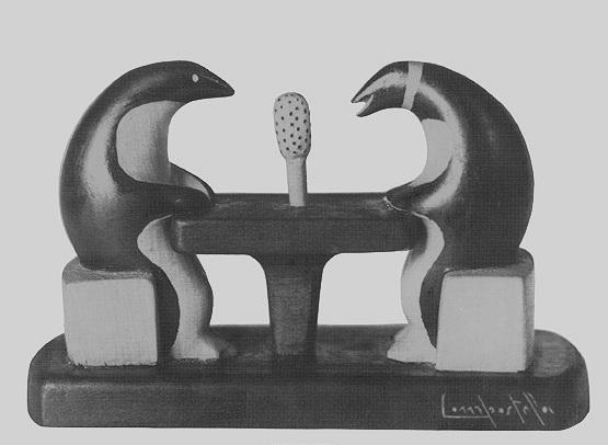 La entrevista de pinguinos Compostela