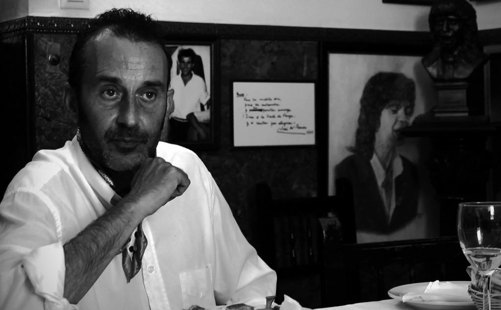 Montero Glez por Pablo Mediavilla Costa