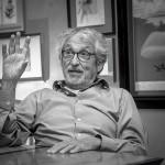 """Oscar Tusquets: """"Un arquitecto tiene la obligación de que la naturaleza no le guste demasiado"""""""
