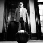 Radiografía de un fotograma: una pelota en el suelo