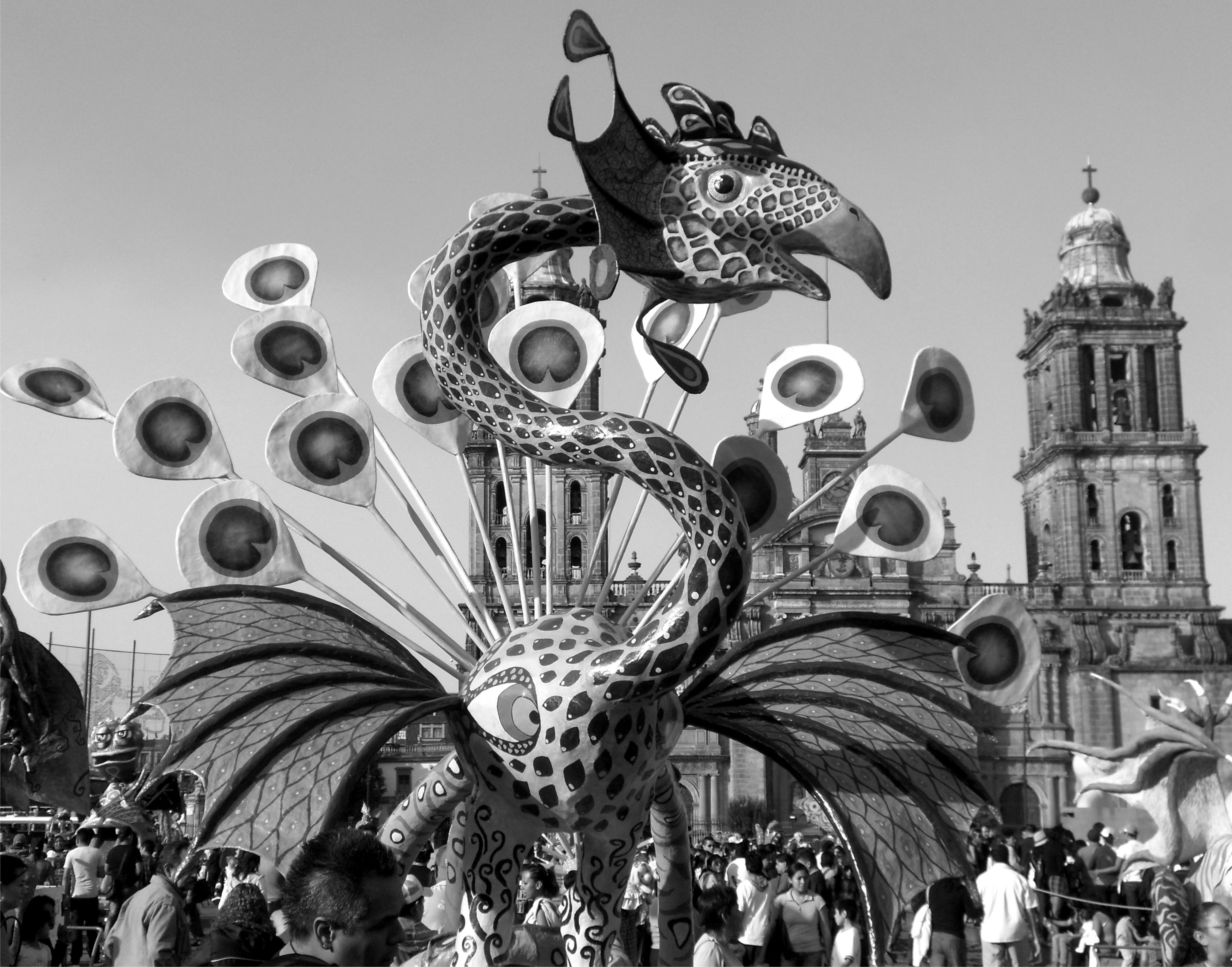 México DF: La ciudad alebrije