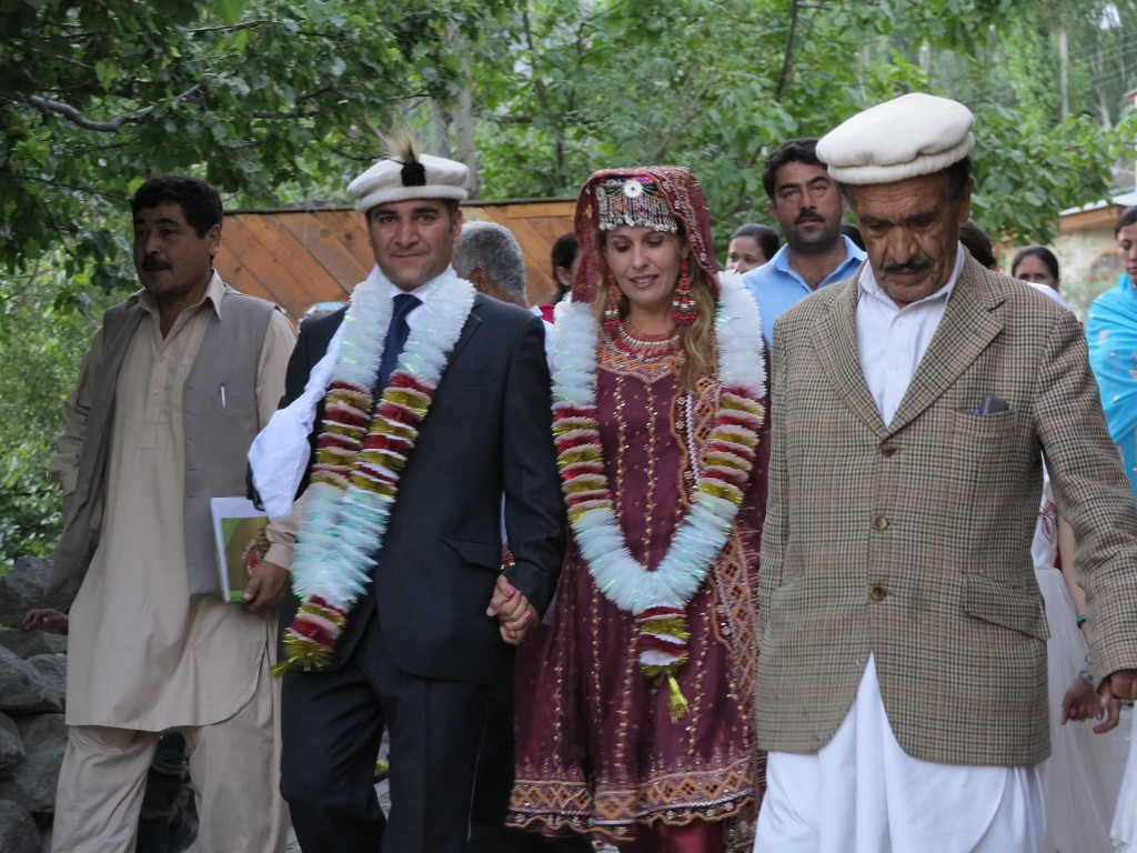 Simón Elías: Karimabad, Hunza, Pakistán. 10 de julio de 2012