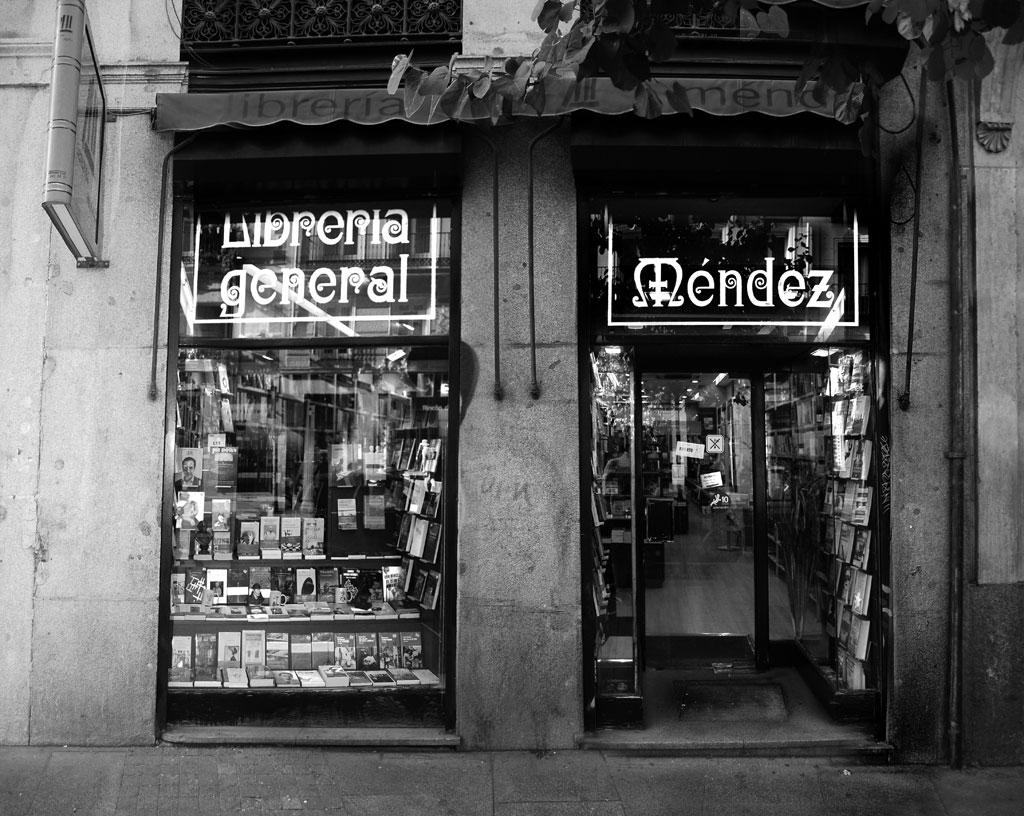 Librerías con encanto: Librería Méndez (Madrid)