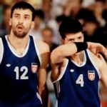 Petrovic y Divac: Once brothers