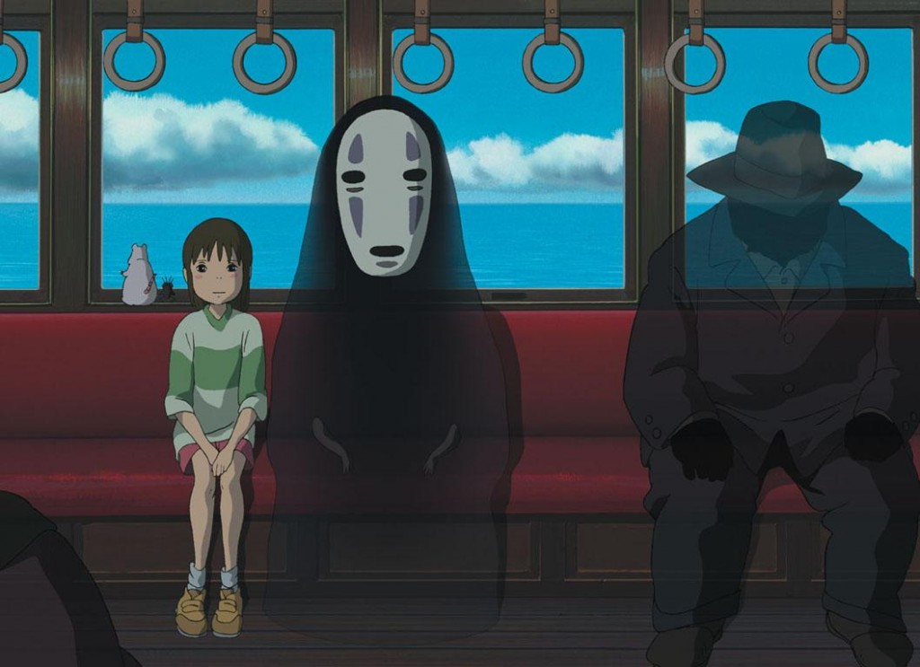 El viaje de Chihiro 2