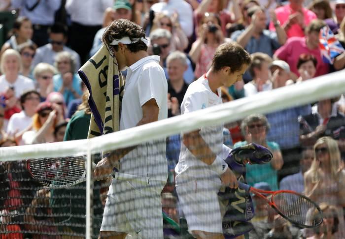 Federer y Murray