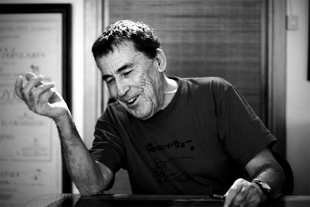"""Fernando Sánchez Dragó: """"Lo que más me ha enseñado en la vida han sido las ingestas de LSD"""""""