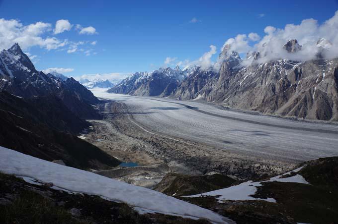 Glaciar de Biafo II