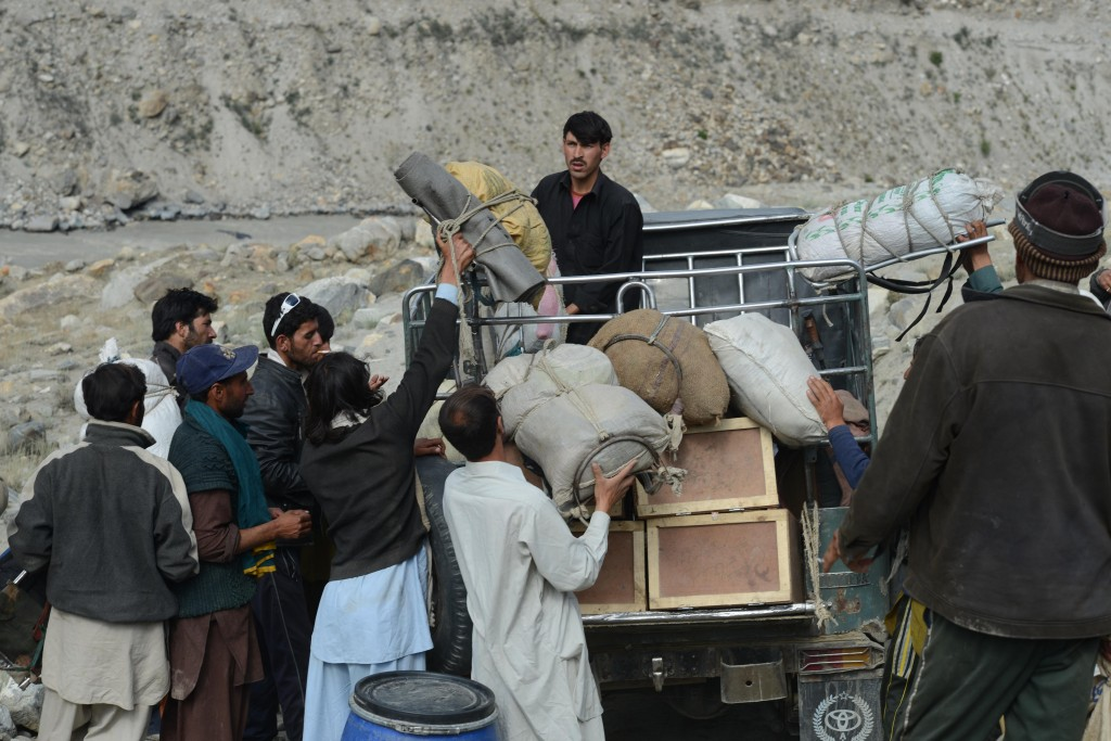 Marchita en PakistánComp
