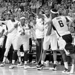 Objetivo: la final de baloncesto de Londres 2012