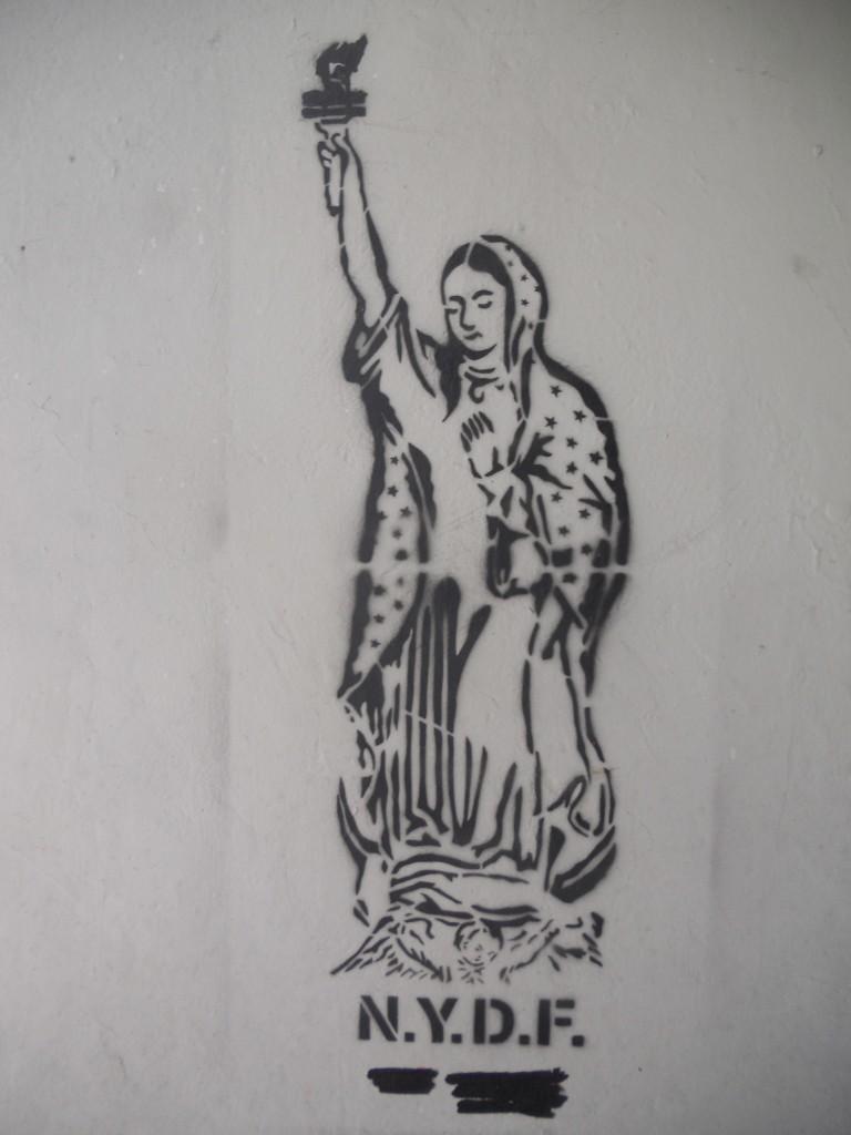 Virgen de Guadalupe NYDF