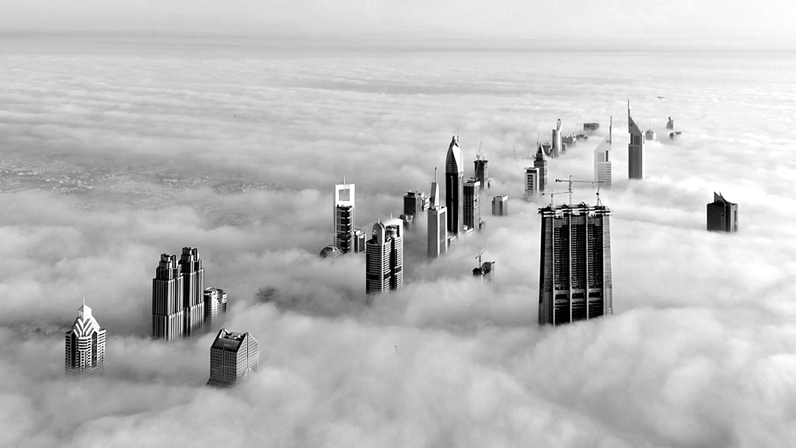 La vuelta al mundo de un arquitecto en 30 fotografías