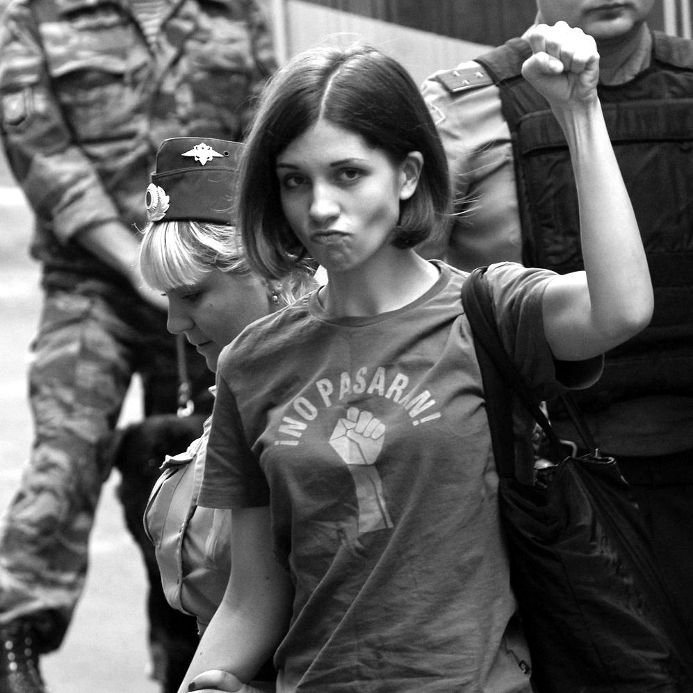 El circo mediático: Así hablaron Pussy Riot