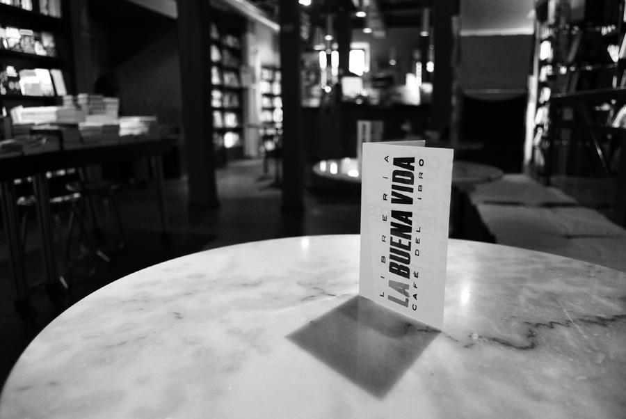 Librerías con encanto: Labuena vida – Café del Libro (Madrid)