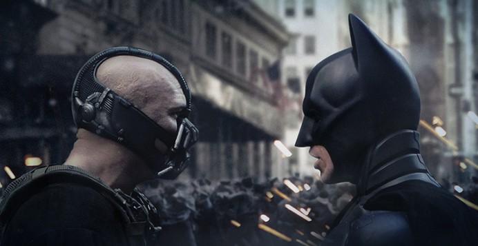 Dark night rises batman bane