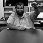 David de Jorge: «La tortilla de patatas es mi único dios, el origen del universo»
