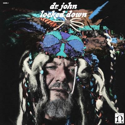 Dr John Locked Down