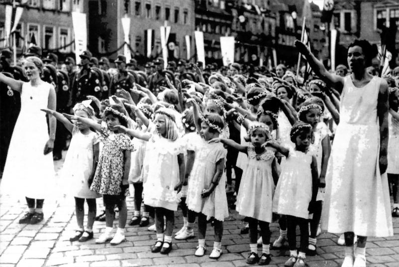 La vida cotidiana en la Alemania nazi