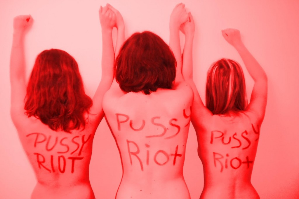 pussy riot 004