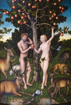 Adan y Eva