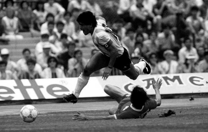 El Mundial de Maradona (II)