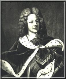 Louis de Rouvroy duque de Saint Simon