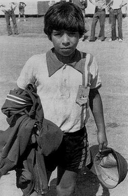 Maradona Cebollitas