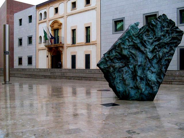Plaza de la Memoria en Palermo