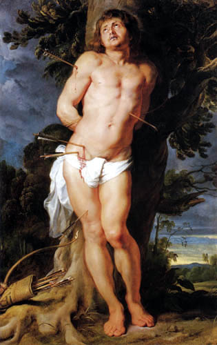 San Sebastián de Rubens