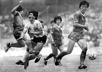 El Mundial de Maradona (I)