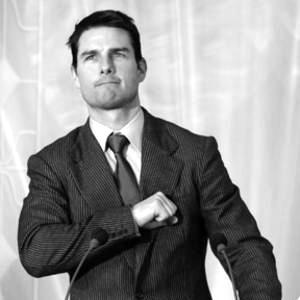 Tom Cruise es Dios