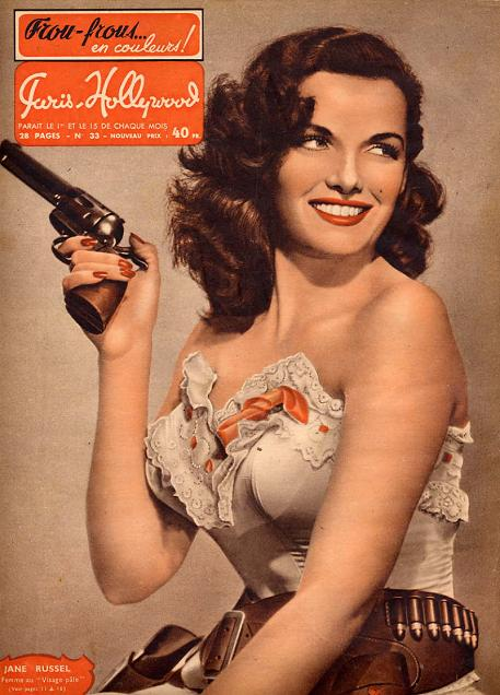 7 Jane Russell
