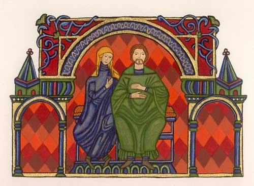 Abelardo y Eloísa 2