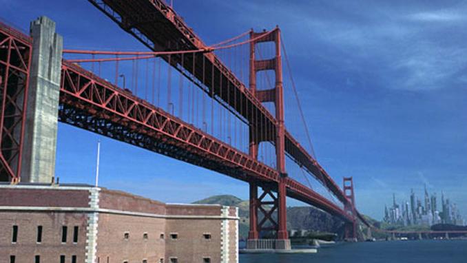Golden Gate ficción