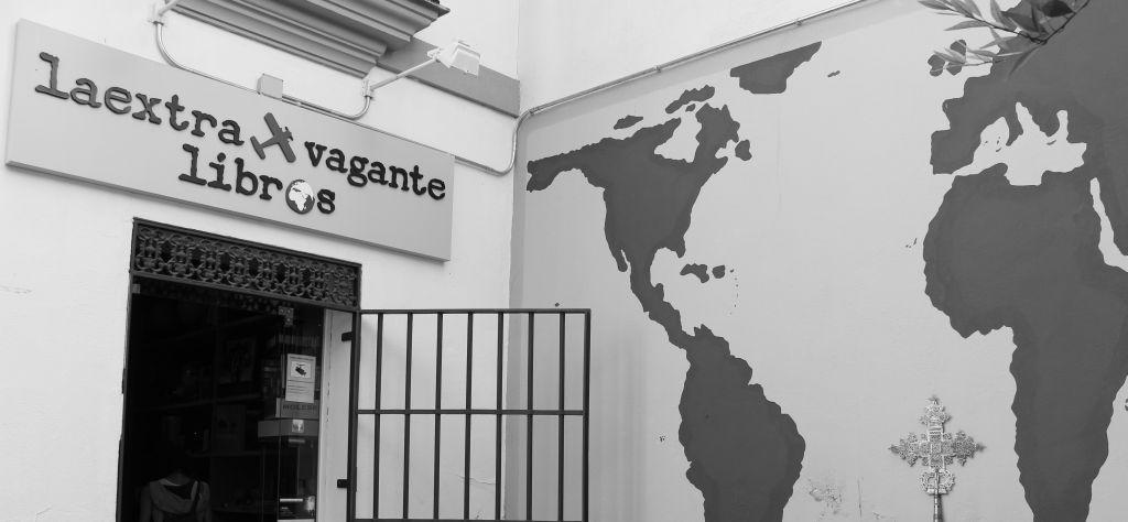Librerías con encanto: La Extra Vagante (Sevilla)