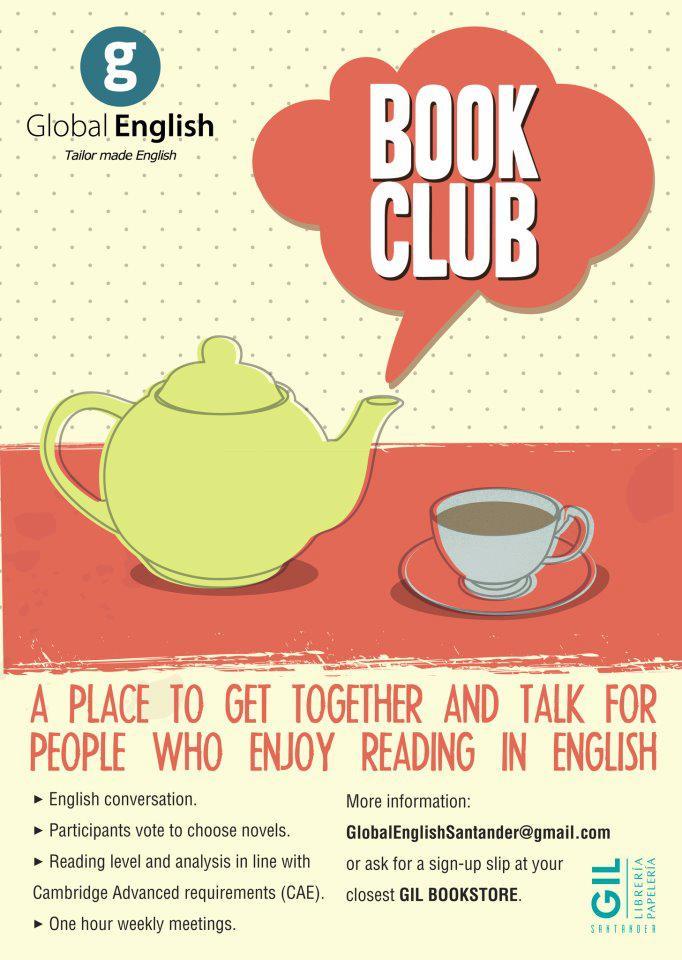 bookclub Gil