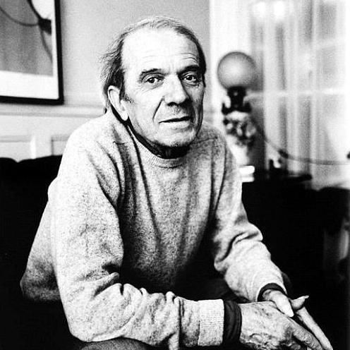 Elgesto filosófico de Gilles Pardo o José Luis Deleuze