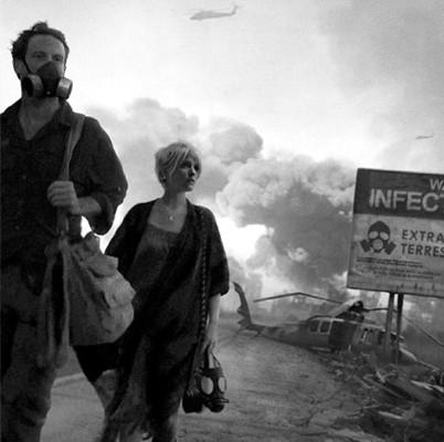 Monsters: alienígenas, bombas, muros y romances