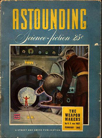 Astounding Science Fiction 1943