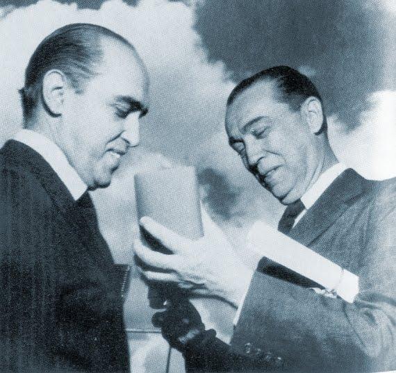 Brasília JK e Oscar Niemeyer