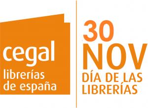 CEGAL Día librerías25NOV logo DEF3