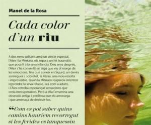 Cada color dun riu